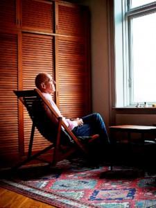 HenrikNordbrandt hvile